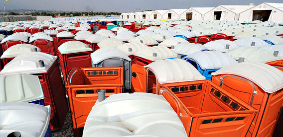 Champion Portable Toilets in Converse,  TX